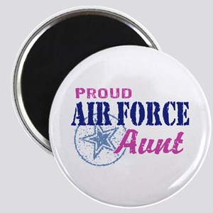 Proud Air Force Aunt Magnet