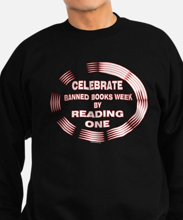 Banned Books Week Sweatshirt (dark)