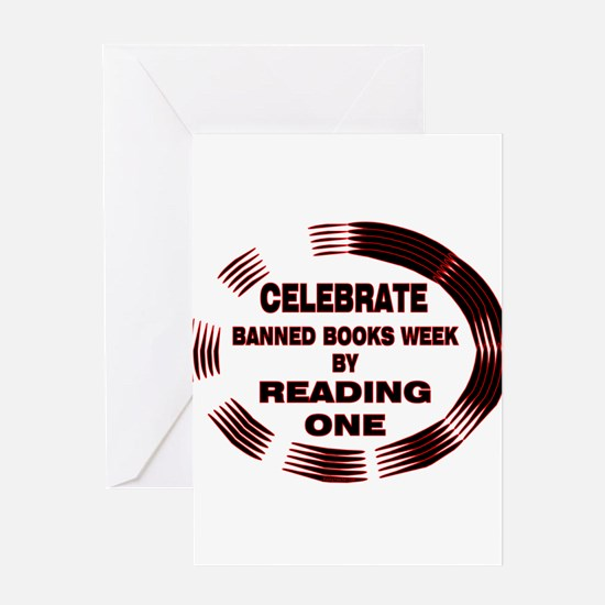 Banned Books Week Greeting Card