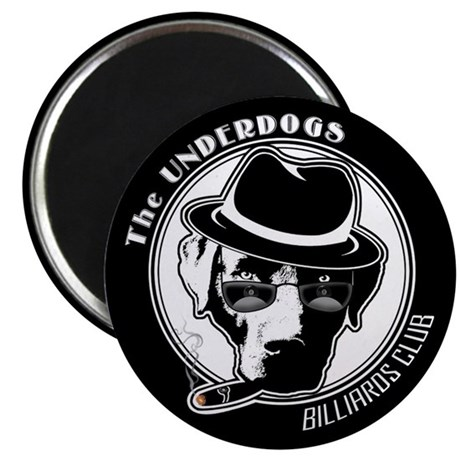 """Underdogs 2.25"""" Magnet (10 pack)"""