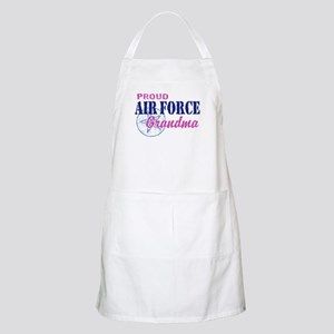 Proud Air Force Grandma Apron