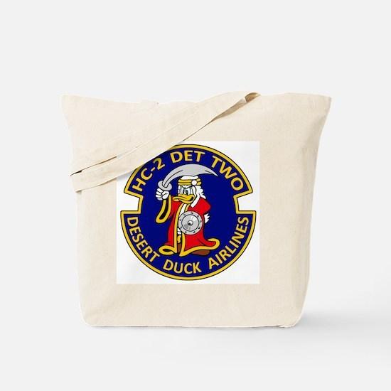 HC-2 Desert Ducks Tote Bag