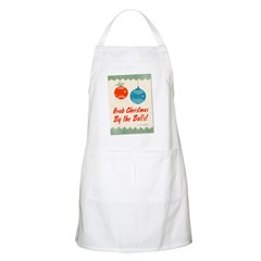 Christmas By the Balls Apron