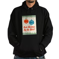 Christmas By the Balls Hoodie (dark)