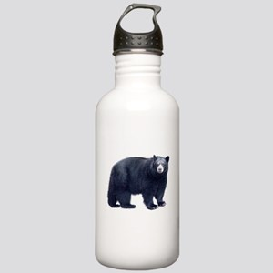 Black Bear Stainless Water Bottle 1.0L