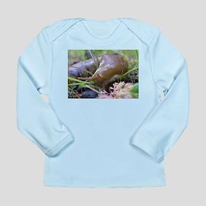 Banana Slug Long Sleeve Infant T-Shirt