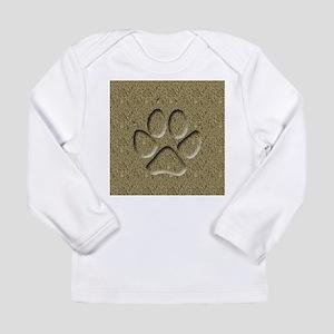 Dog Track Long Sleeve Infant T-Shirt