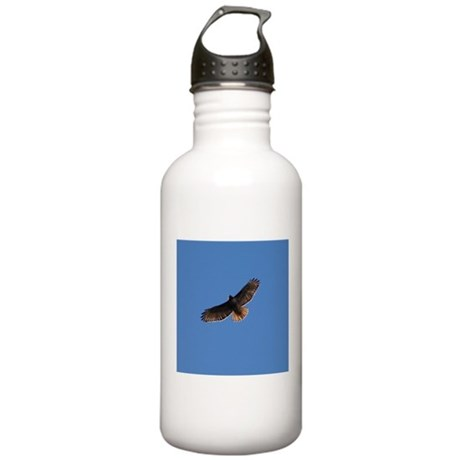 Red-Tailed Hawk Stainless Water Bottle 1.0L