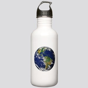 Planet Earth Stainless Water Bottle 1.0L