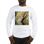 Pond Turtle Basking Long Sleeve T-Shirt
