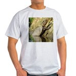 Pond Turtle Basking Light T-Shirt