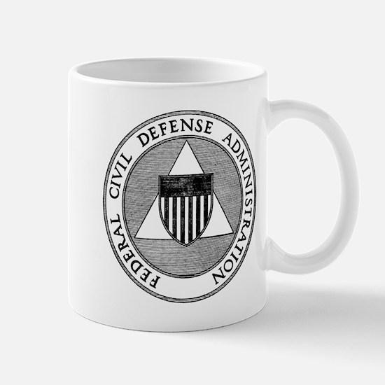 Federal CD Administration Mug