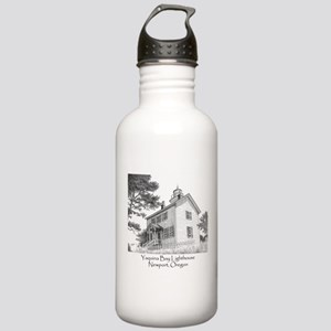 Yaquina Bay Lighthouse Stainless Water Bottle 1.0L