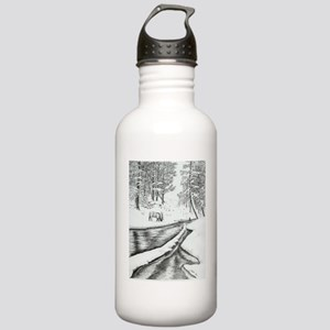 Solitude Stainless Water Bottle 1.0L