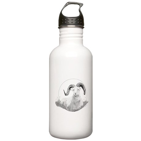 Dall Sheep Stainless Water Bottle 1.0L