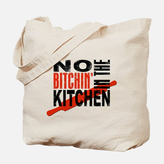 Funny Baked Tote Bag