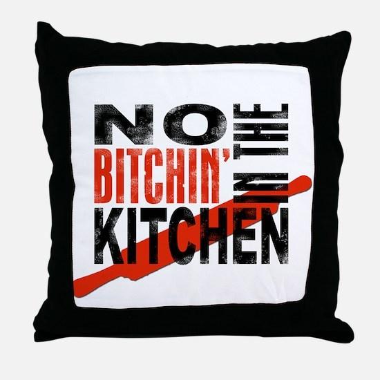 Unique Chef Throw Pillow
