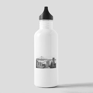 Portland/Mt. Hood Stainless Water Bottle 1.0L