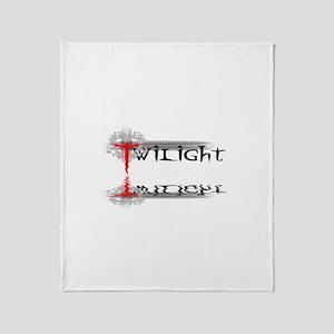 Twilight Reflections Throw Blanket