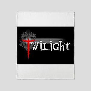 Twilight Movie Throw Blanket