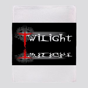Twilight Movie Reflections Throw Blanket