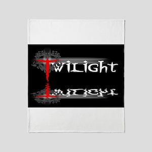 Twilight Movie Reflections Throw Blanket