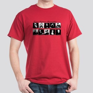 Famous UUs - no tagline Dark T-Shirt
