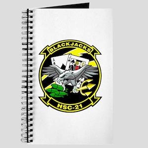 HSC-21 Blackjacks Journal