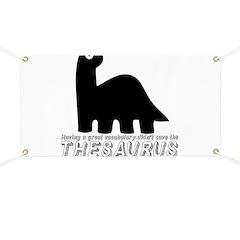 Thesaurus Banner