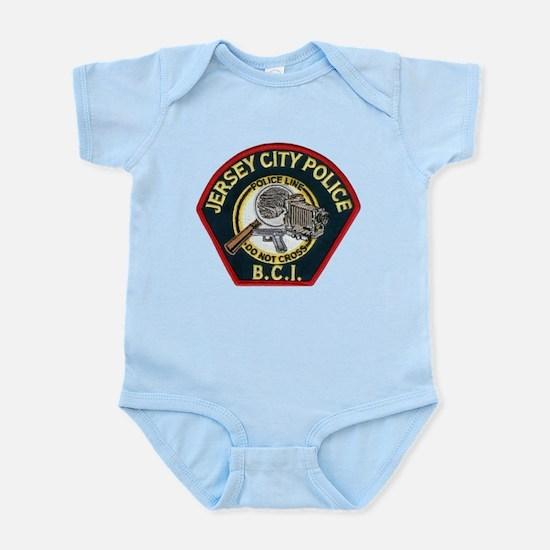 Jersey City Police BCI Infant Bodysuit