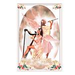 Healing Harp Postcards (Package of 8)