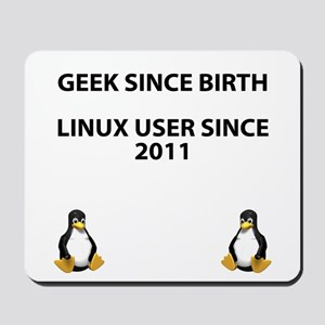 Geek since birth. Linux...2011 Mousepad
