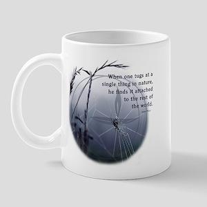 UU - Web of Life Mug