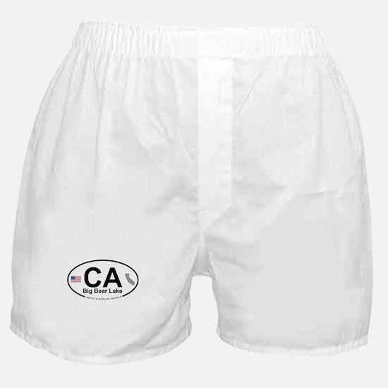 Big Bear Lake Boxer Shorts