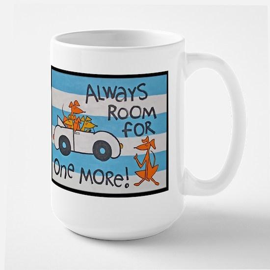 Always Room Large Mug