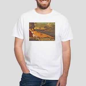 Rubino White T-Shirt