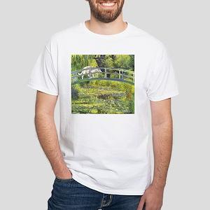 Garden White T-Shirt