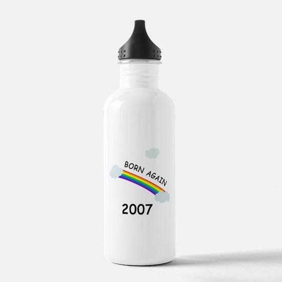 Born again 2007 Water Bottle