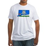 ILY Connecticut Fitted T-Shirt