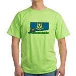 ILY Connecticut Green T-Shirt