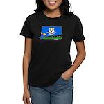 ILY Connecticut Women's Dark T-Shirt