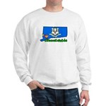 ILY Connecticut Sweatshirt