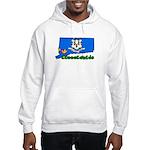 ILY Connecticut Hooded Sweatshirt