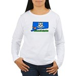 ILY Connecticut Women's Long Sleeve T-Shirt
