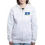 ILY Connecticut Women's Zip Hoodie
