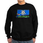 ILY Connecticut Sweatshirt (dark)