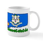 ILY Connecticut Mug