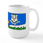ILY Connecticut Large Mug