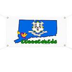 ILY Connecticut Banner