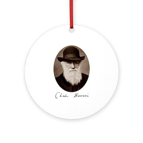 Darwin Christmas Tree Ornament (Round)